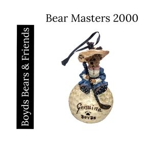 Boyds Bears & Friends ~Bear Masters 2000.